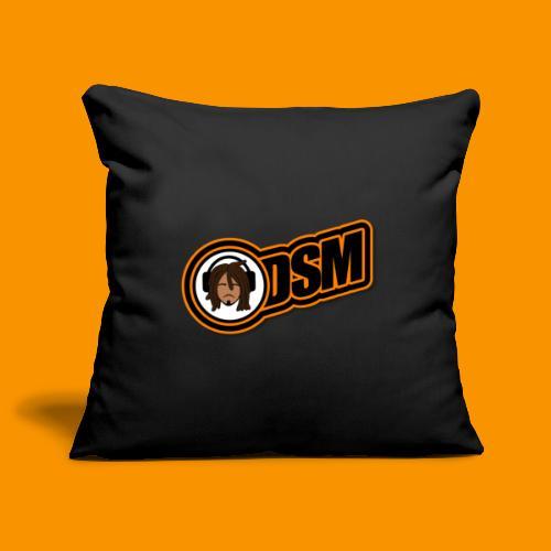 DSM - Housse de coussin décorative 45x 45cm