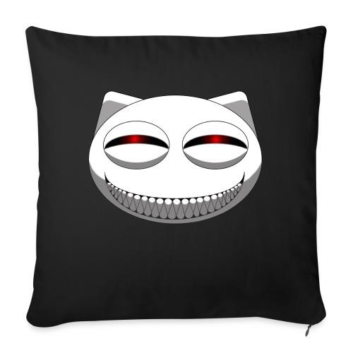 BAD CAT - Sofa pillowcase 17,3'' x 17,3'' (45 x 45 cm)
