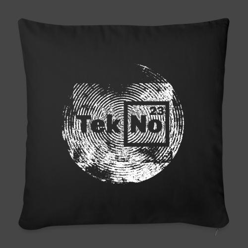 Tekno 23 - Housse de coussin décorative 45x 45cm