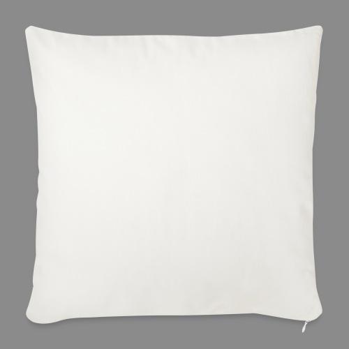 TGA (Hvit) - Sofaputetrekk 45 x 45 cm