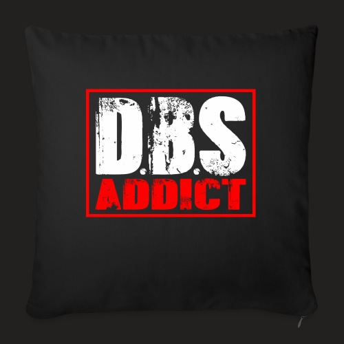 dbs.png - Sofa pillowcase 17,3'' x 17,3'' (45 x 45 cm)