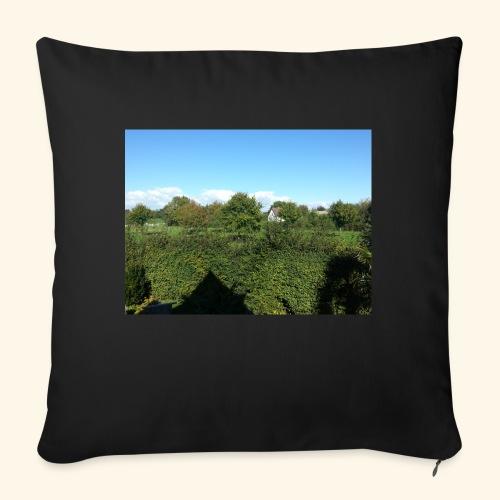 Jolie temps ensoleillé - Housse de coussin décorative 45x 45cm