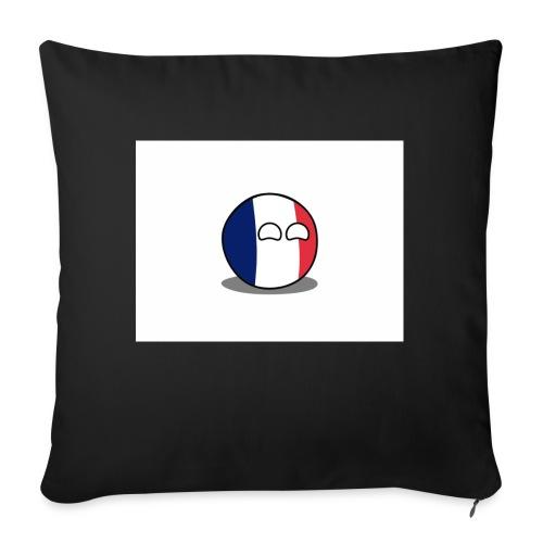 France Simple - Housse de coussin décorative 45x 45cm