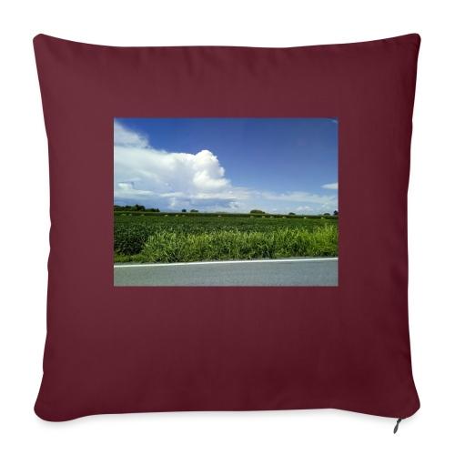 prato verde - Copricuscino per divano, 45 x 45 cm