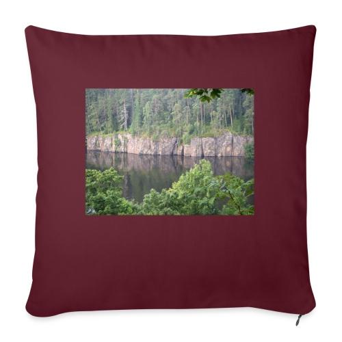 Laatokan maisemissa - Sohvatyynyn päällinen 45 x 45 cm