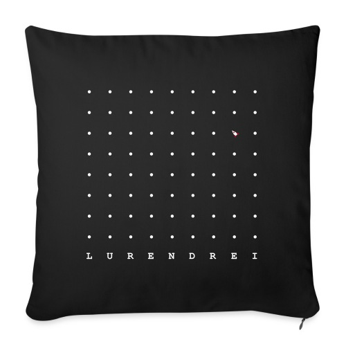 Lurendrei Small - Sofa pillowcase 17,3'' x 17,3'' (45 x 45 cm)
