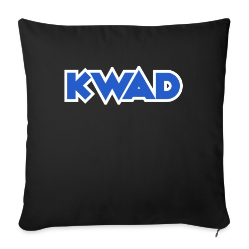 KWAD - Sofa pillowcase 17,3'' x 17,3'' (45 x 45 cm)