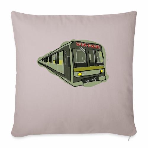 Urban convoy - Copricuscino per divano, 45 x 45 cm