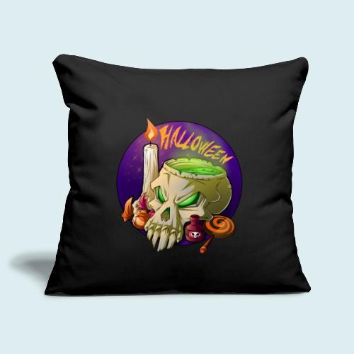 halloween - Copricuscino per divano, 45 x 45 cm