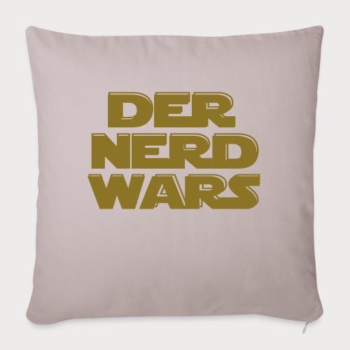 der nerd wars - Sofakissenbezug 44 x 44 cm
