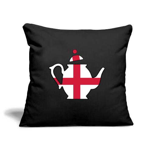 Freedom Tea - Sofa pillowcase 17,3'' x 17,3'' (45 x 45 cm)
