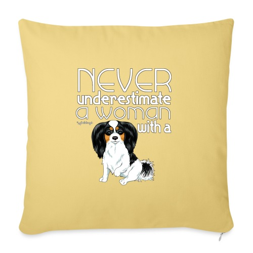 phaleunderestimate3 - Sofa pillowcase 17,3'' x 17,3'' (45 x 45 cm)