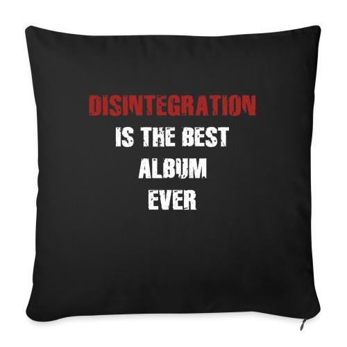 BEST ALBUM EVER - Copricuscino per divano, 45 x 45 cm