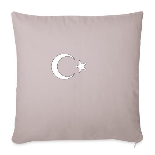 Turquie - Housse de coussin décorative 45x 45cm