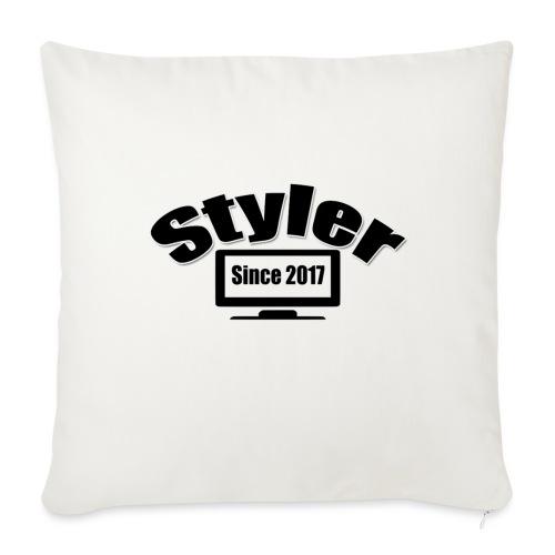 Styler Designer Kleding - Sierkussenhoes, 45 x 45 cm