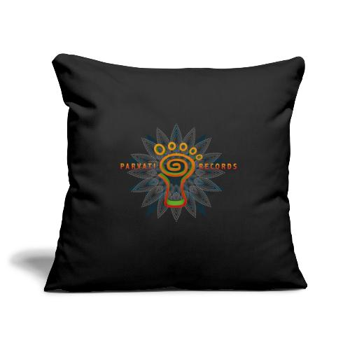 Logo by Rusty PsyFly - Sofa pillowcase 17,3'' x 17,3'' (45 x 45 cm)