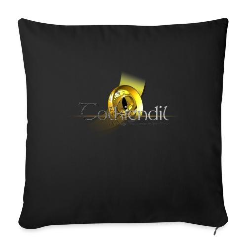 Tolkiendil - Housse de coussin décorative 45x 45cm