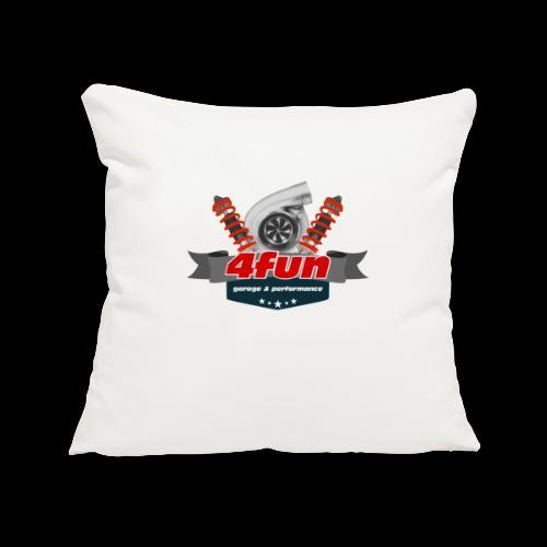 4fun tshirt - Poszewka na poduszkę 45 x 45 cm