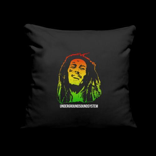 King of Reggae - Sofakissenbezug 44 x 44 cm