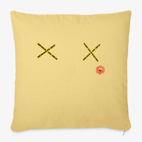 scene - Sofa pillowcase 17,3'' x 17,3'' (45 x 45 cm)