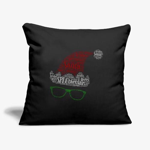 SPECtacular Santa with SPECS patjila - Sofa pillowcase 17,3'' x 17,3'' (45 x 45 cm)
