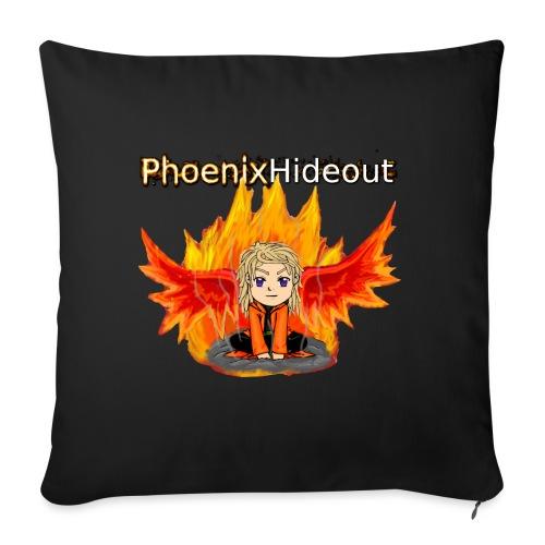 Phoenix - Sofakissenbezug 44 x 44 cm