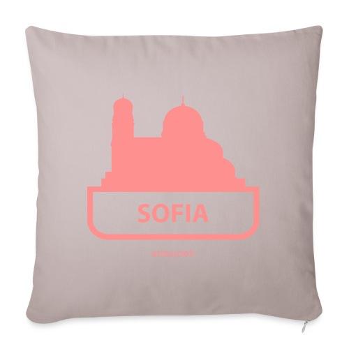 Sofia - Copricuscino per divano, 45 x 45 cm
