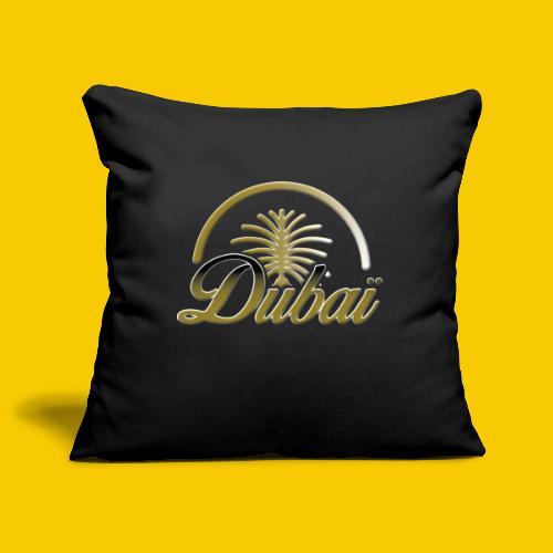 DUBAI - Housse de coussin décorative 45x 45cm