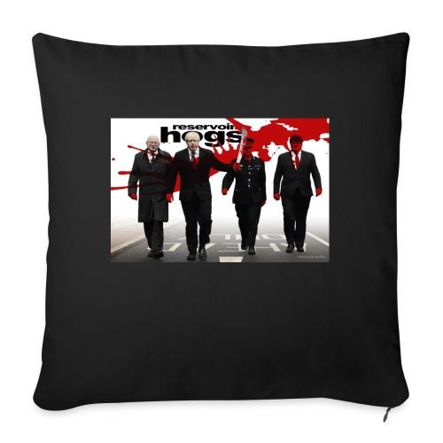 Reservoir Hogs - Sofa pillowcase 17,3'' x 17,3'' (45 x 45 cm)