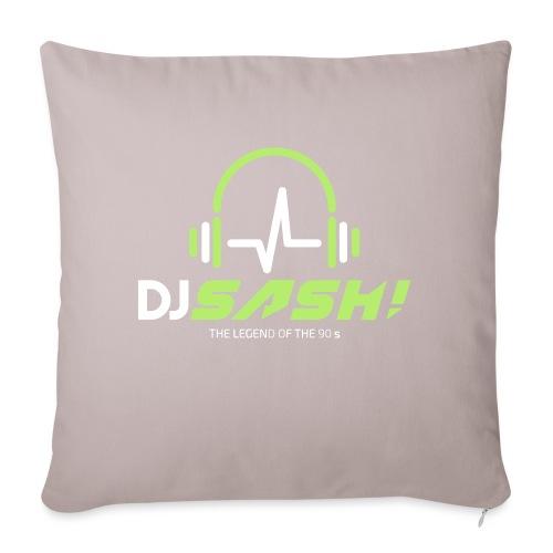 DJ SASH! - Headfone Beep - Sofa pillowcase 17,3'' x 17,3'' (45 x 45 cm)