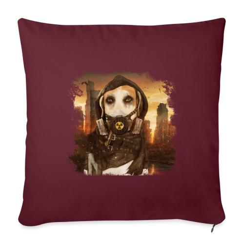 Cane Apocalittico #2 - Copricuscino per divano, 45 x 45 cm