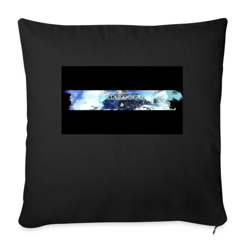 Limited Edition Banner Merch - Sofa pillowcase 17,3'' x 17,3'' (45 x 45 cm)