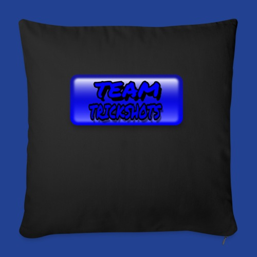 Team trickshot - Sofa pillowcase 17,3'' x 17,3'' (45 x 45 cm)
