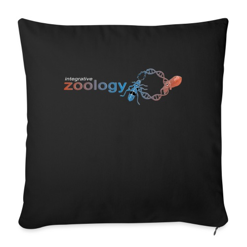Department Logo (dark) - Sofa pillowcase 17,3'' x 17,3'' (45 x 45 cm)