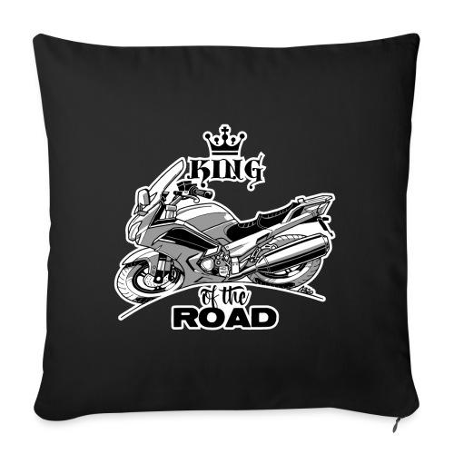 0883 FJR KING of the ROAD - Sierkussenhoes, 45 x 45 cm