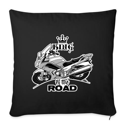 0884 FJR KING of the ROAD - Sierkussenhoes, 45 x 45 cm
