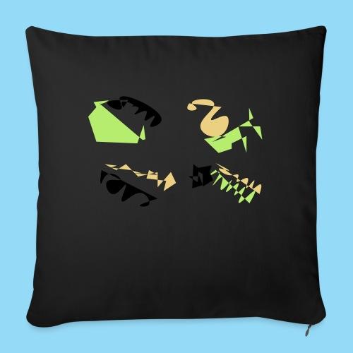 Abstracts & Colours - Sofa pillowcase 17,3'' x 17,3'' (45 x 45 cm)