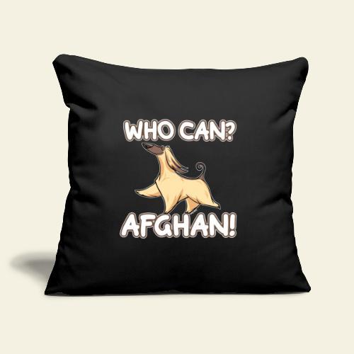 Who Can Afghan II - Sohvatyynyn päällinen 45 x 45 cm