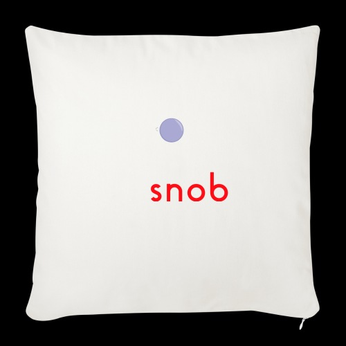 NUOVO3 png - Sofa pillowcase 17,3'' x 17,3'' (45 x 45 cm)