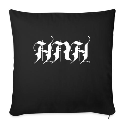 HNH APPAREL - Sofa pillowcase 17,3'' x 17,3'' (45 x 45 cm)