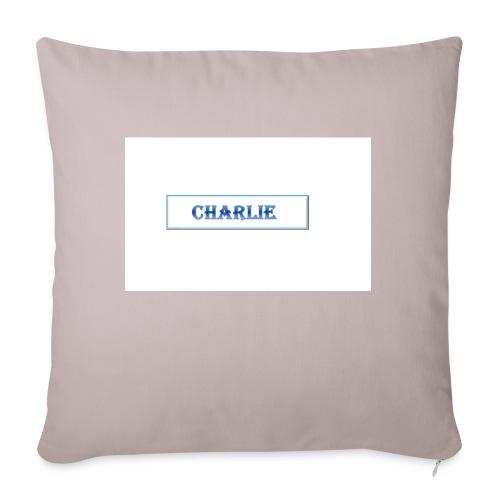 Charlie - Sofa pillowcase 17,3'' x 17,3'' (45 x 45 cm)