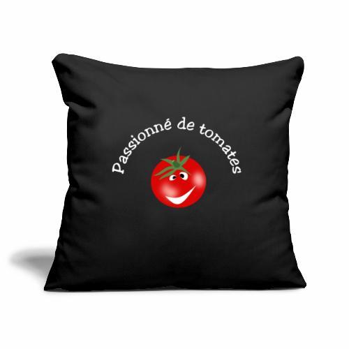 Tomate rouge 2 - Sofa pillowcase 17,3'' x 17,3'' (45 x 45 cm)