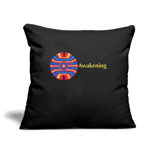 Awakening - Sofa pillowcase 17,3'' x 17,3'' (45 x 45 cm)