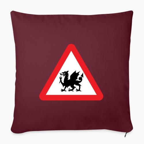 Welsh Dragon - Sofa pillowcase 17,3'' x 17,3'' (45 x 45 cm)