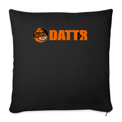 dattr team - Sofa pillowcase 17,3'' x 17,3'' (45 x 45 cm)