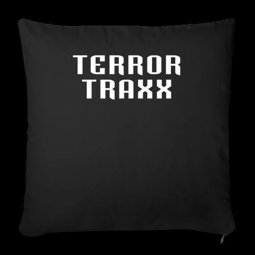 Terror Traxx - Sofa pillowcase 17,3'' x 17,3'' (45 x 45 cm)