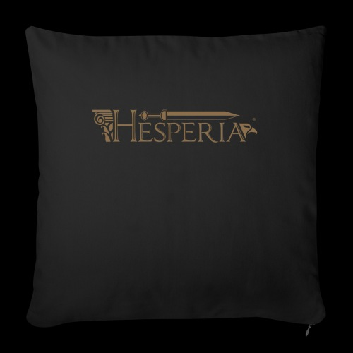 LOGO COPERTINA1 png - Sofa pillowcase 17,3'' x 17,3'' (45 x 45 cm)