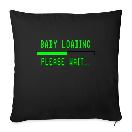 Baby Loading - Sohvatyynyn päällinen 45 x 45 cm