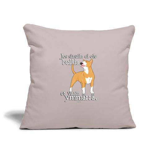 bulltymmarra - Sofa pillowcase 17,3'' x 17,3'' (45 x 45 cm)