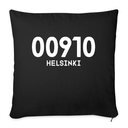 00910 HELSINKI - Sohvatyynyn päällinen 45 x 45 cm